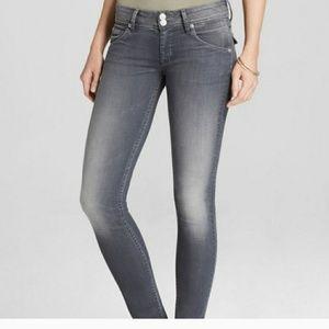Hudson collin skinny gray size 25